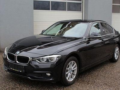 gebraucht BMW 320 3er-Reihe d Luxury Line Aut. *Topausstattung* Limousine