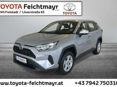 gebraucht Toyota RAV4 2,5 Hybrid E-CVT 4WD City 5t.