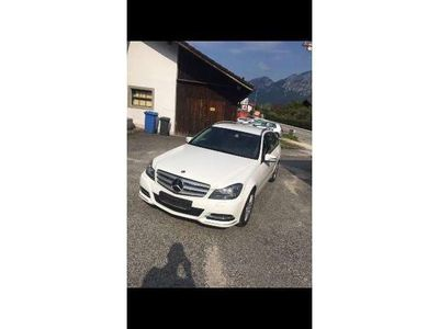 gebraucht Mercedes C220 T CDI Avantgarde A-Edition plus BlueEfficiency Ed
