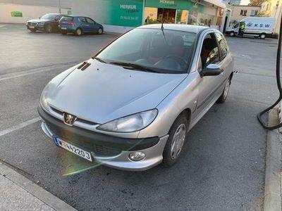 gebraucht Peugeot 206 Sport 1,6