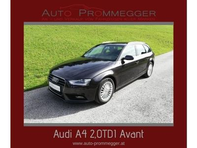 gebraucht Audi A4 Avant TDI |BANG&OLUFSEN|NAV|XENON|TEMPOMAT|SHZ|PDC