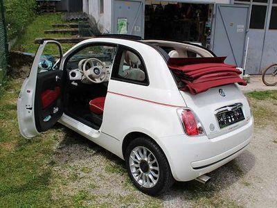verkauft fiat 500c steyr puch 500 gebraucht 2010 km in liesing. Black Bedroom Furniture Sets. Home Design Ideas