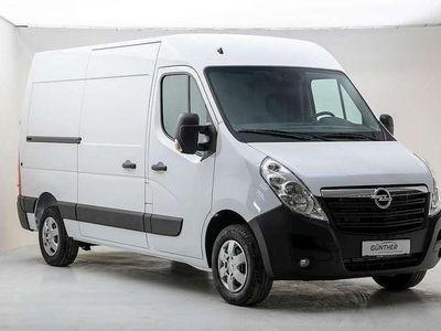 gebraucht Opel Movano Movano KastenwagenL2H2 2,3 CDTI BI 3,5t, 131 PS, 5 Türen, Schaltgetriebe