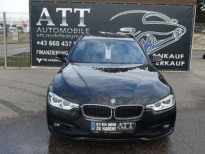 gebraucht BMW 320 320 d Touring Sport Line Aut.