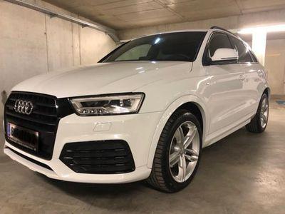 gebraucht Audi Q3 Sport quattro Garantie bis 100.000 km