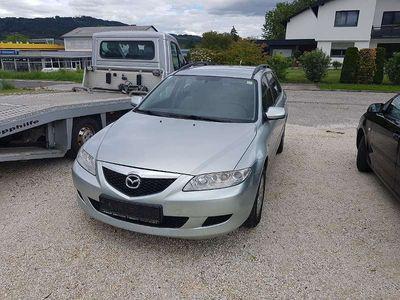 gebraucht Mazda 6 6Sport Combi CD120 Evolution II TD Kombi / Family Van,