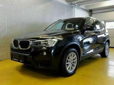 gebraucht BMW X3 xDrive 20d Advantage Aut. LEDER/NAV/XE/TEM/SZH/PDC