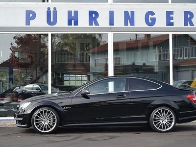 brugt Mercedes C63 AMG AMG Coupe Aut. *Fahrass.paket*Panoramadach*