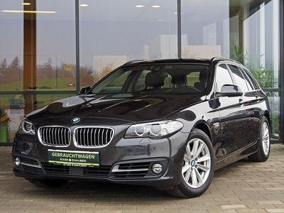 gebraucht BMW 520 d xDrive Touring Ö-Paket Aut., AHV, ACC, Topaussta