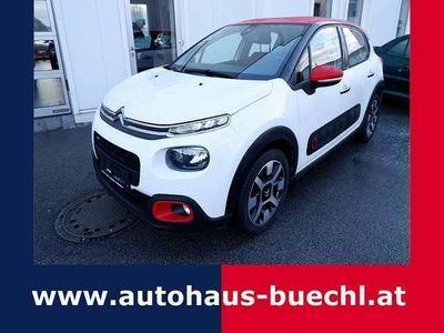 gebraucht Citroën C3 PureTech 110 S&S 5-Gang-Manuell Shine