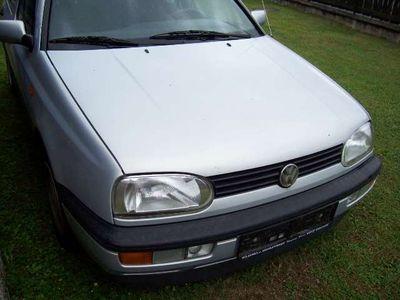 gebraucht VW Golf Syncro GL