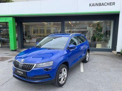 gebraucht Skoda Karoq Style LE TDI DSG SUV / Geländewagen,