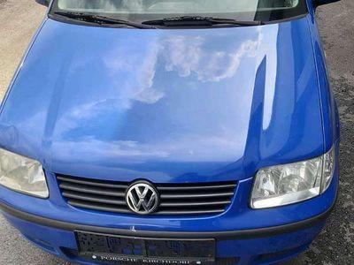 gebraucht VW Polo 1.4 Mpi BASTLER Klein-/ Kompaktwagen