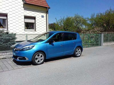 gebraucht Renault Scénic 1,5dci,Bose,Navi,8 Fach Bereift,Anhängekupplung Kombi / Family Van