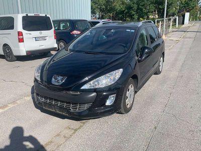 gebraucht Peugeot 308 SW1,6 HDi 110 FAP Premium Kombi / Family Van