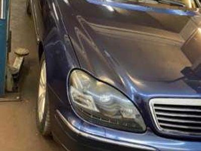 gebraucht Mercedes S320 S-KlasseCDI Limousine