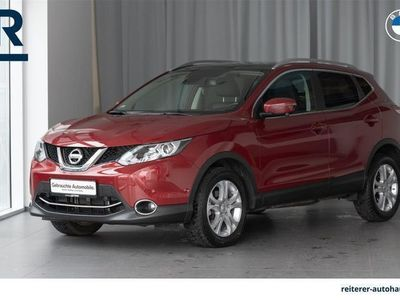 gebraucht Nissan Qashqai 1,6 dCi Tekna