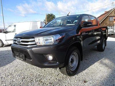 gebraucht Toyota HiLux DK 4 WD Diesel ALLRAD