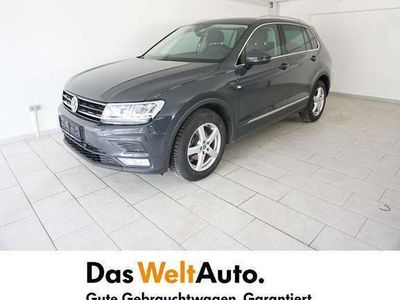 gebraucht VW Tiguan Comfortline TDI SCR