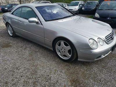 gebraucht Mercedes CL55 AMG AMG Automatik Perfekt euro 4 Fix preis!!!
