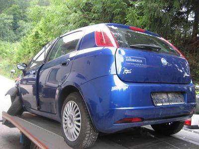 used Fiat Punto UNFALL TEILETRÄGER