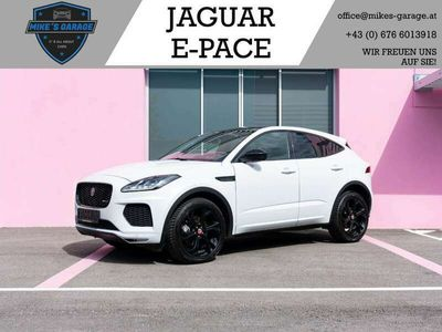 gebraucht Jaguar E-Pace D180FIRST EDITION*R-DYNAMIC*BLACK PACK*PANORAMAD.*