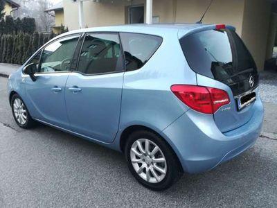 gebraucht Opel Meriva 1,4 Turbo Ecotec Active Start