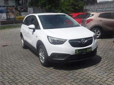 gebraucht Opel Crossland X 1,2 Turbo Direct Injection Edition St./St