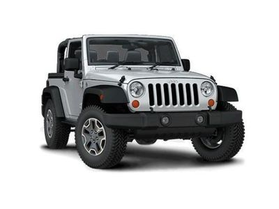 used Jeep Wrangler Sport 2,8 CRD Aut.