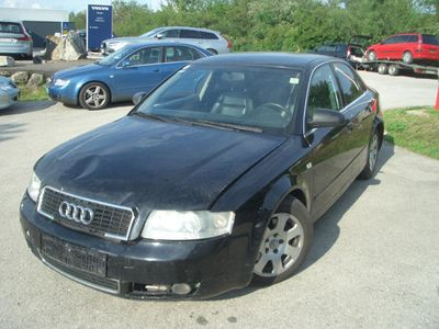 used Audi A4 1,9 TDI