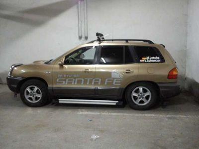 gebraucht Hyundai Santa Fe