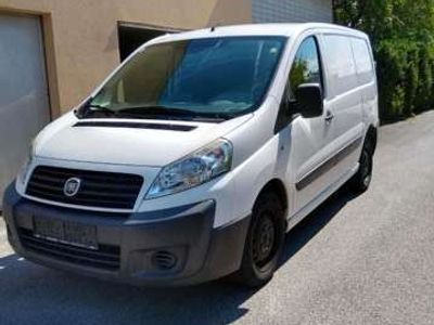 gebraucht Fiat Scudo Panorama L1H1 2,0 16V Family