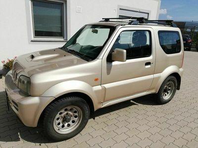 gebraucht Suzuki Jimny 15 VX DDiS A2 AB RC