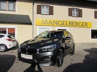 gebraucht BMW 218 Gran Tourer 2er-Reihe d Sport Line Aut. 7 Sitze, Head-... Kombi / Family Van
