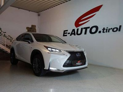 gebraucht Lexus NX300h HYBRID F-SPORT *ABSOLUT VOLL *HEAD UP *ASSISTENZ