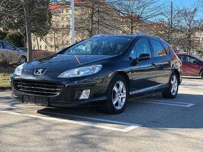 gebraucht Peugeot 407 2.0 HDI PANORAMA DACH Kombi / Family Van