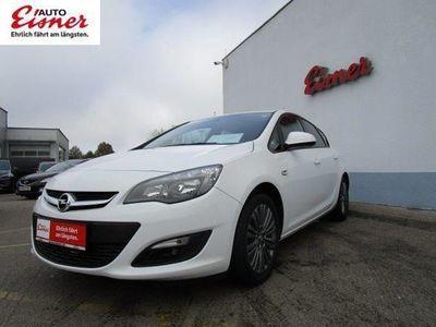 gebraucht Opel Astra 4 Turbo Ecotec Oesterreich Edition Start/St