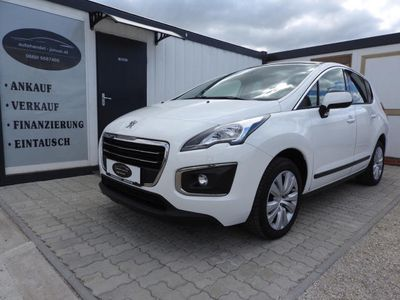 gebraucht Peugeot 3008 1,6 BlueHDi 120 Business Line