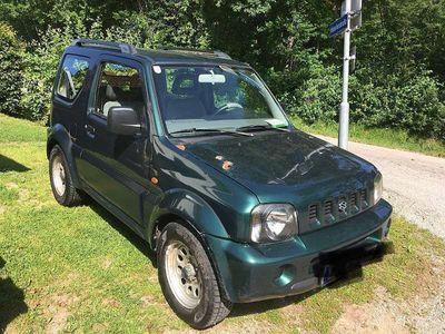 used Suzuki Jimny 1,3VX Klein-/ Kompaktwagen,