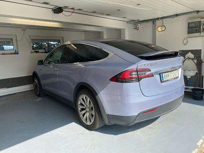 gebraucht Tesla Model X 90 d SUV / Geländewagen