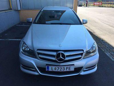 gebraucht Mercedes C220 CDI BlueEfficiency Coupe