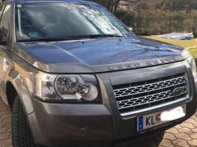 gebraucht Land Rover Freelander E2, 2TD_e SUV / Geländewagen