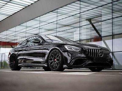gebraucht Mercedes S63 AMG S-KlasseAMG Coupe Sportwagen / Coupé