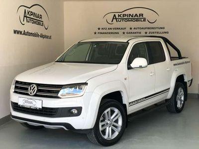 gebraucht VW Amarok Atacama TDI Aut. 4x4 permanent