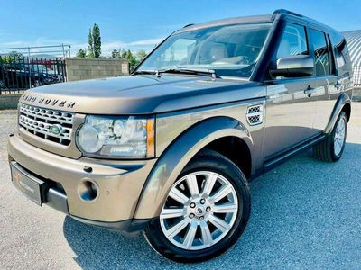 gebraucht Land Rover Discovery 4 3,0 TdV6 HSE DPF Aut.