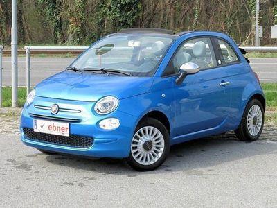 used Fiat 500C 1,2 69 Mirror Cabrio / Roadster,