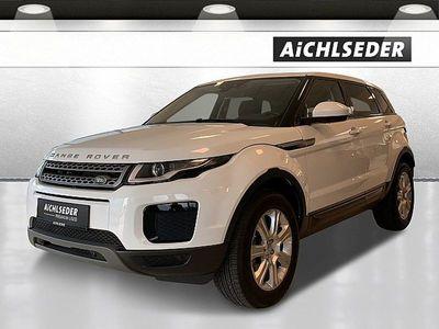 gebraucht Land Rover Range Rover evoque 2,0TD4 AT Pure 5t.