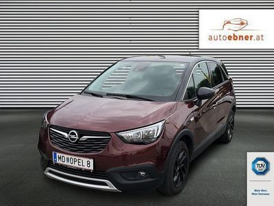 gebraucht Opel Crossland X 1,2 Turbo Direct Injection Innovation St./St Aut