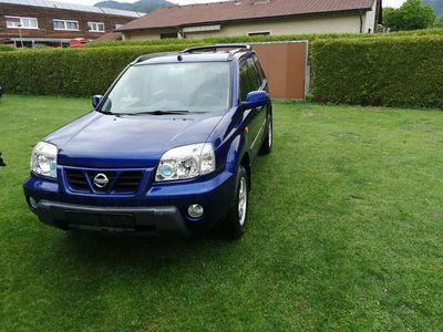 gebraucht Nissan X-Trail 2,2 Td, Allrad, Sperre, SUV / Geländewagen