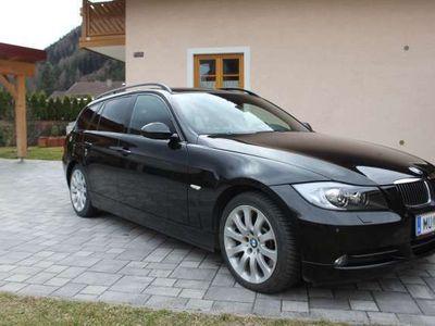 brugt BMW 330 3er-Reihe Kombi Allrad Diesel (E91)Touring M Paket